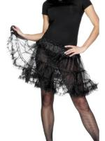 Petticoat, Black, Layered