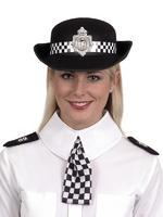 Policewoman's Set Fancy Dress