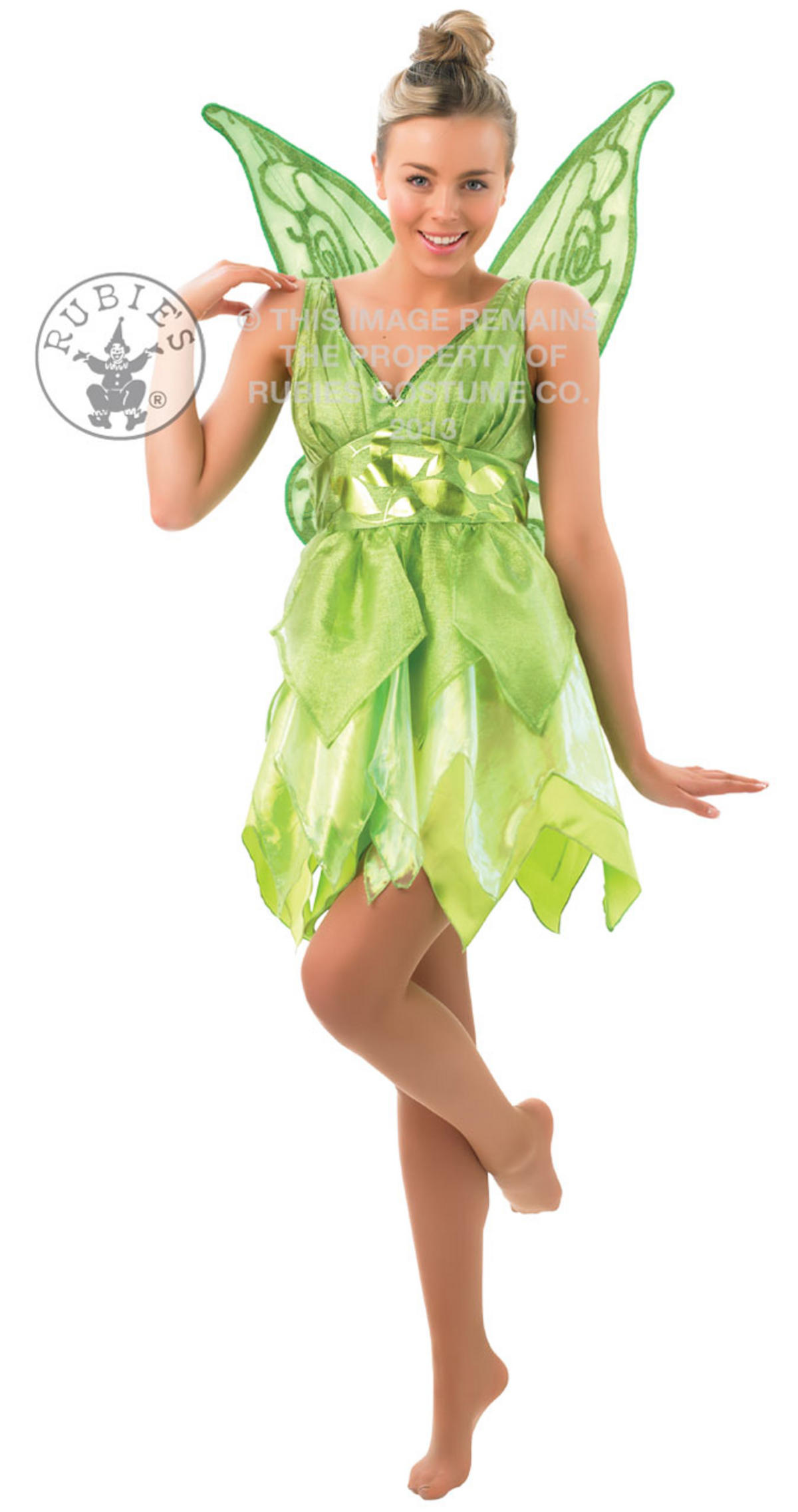 fucking in a tinkerbell costume