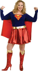 View Item Supergirl Costume