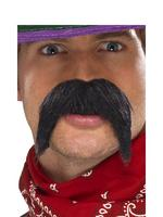 Big and Bushy Gringo Tash Fancy Dress