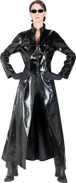 View Item The Matrix Trinity Costume