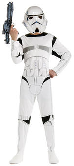 Star Wars Stormtrooper Costume Medium Fancy Dress