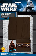 Star Wars Adult Jedi Knight Costume Set Fancy Dress