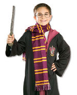Harry Potter School Scarf Fancy Dress
