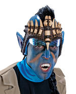 Avatar Official Jake Sully Fangs Fancy Dress