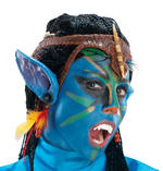 Avatar Neytiri Official Fangs Fancy Dress