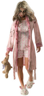 View Item Nightgown Zombie Costume