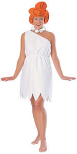 Ladies The Flintstones Wilma Flintstone Costume Fancy Dress