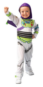 Buzz Lightyear Costume Boys Fancy Dress Kids Child Toy Story Licensed Thumbnail 1