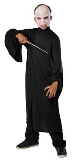 Voldermort Costume Boys Fancy Dress Kids Child Harry Potter Licensed