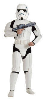 Deluxe Stormtrooper Costume