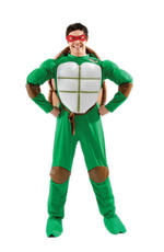 Mens Teenage Mutant Ninja Turtles Costume Fancy Dress