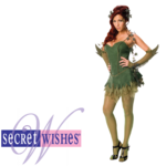 Secret Wishes Poison Ivy Costume