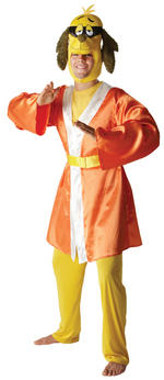 Mens Hong Kong Phooey Costume Extra Large