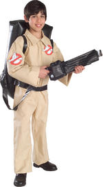Kids Ghostbusters Costume Large