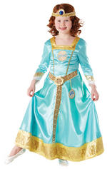Kids Brave Merida Deluxe Costume Small
