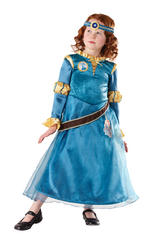 Kids Brave Merida Classic Costume Medium