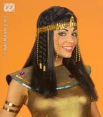Beaded Egyptian Headdress Fancy Dress Accessory