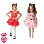 Girls Minnie Mouse Ballerina Costume