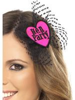 Hen Party Hair Bow Adult Smiffys Fancy Dress