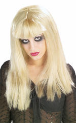 Malice in Horrorland Wig Adult Rubies Fancy Dress