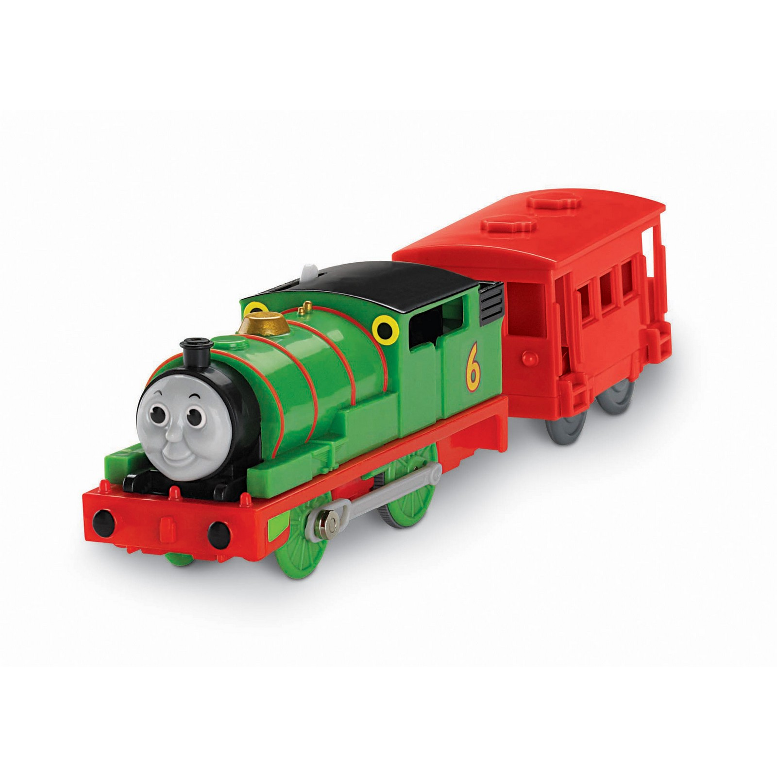 Thomas and friends trackmaster motorized engine percy ebay for Thomas friends trackmaster motorized railway