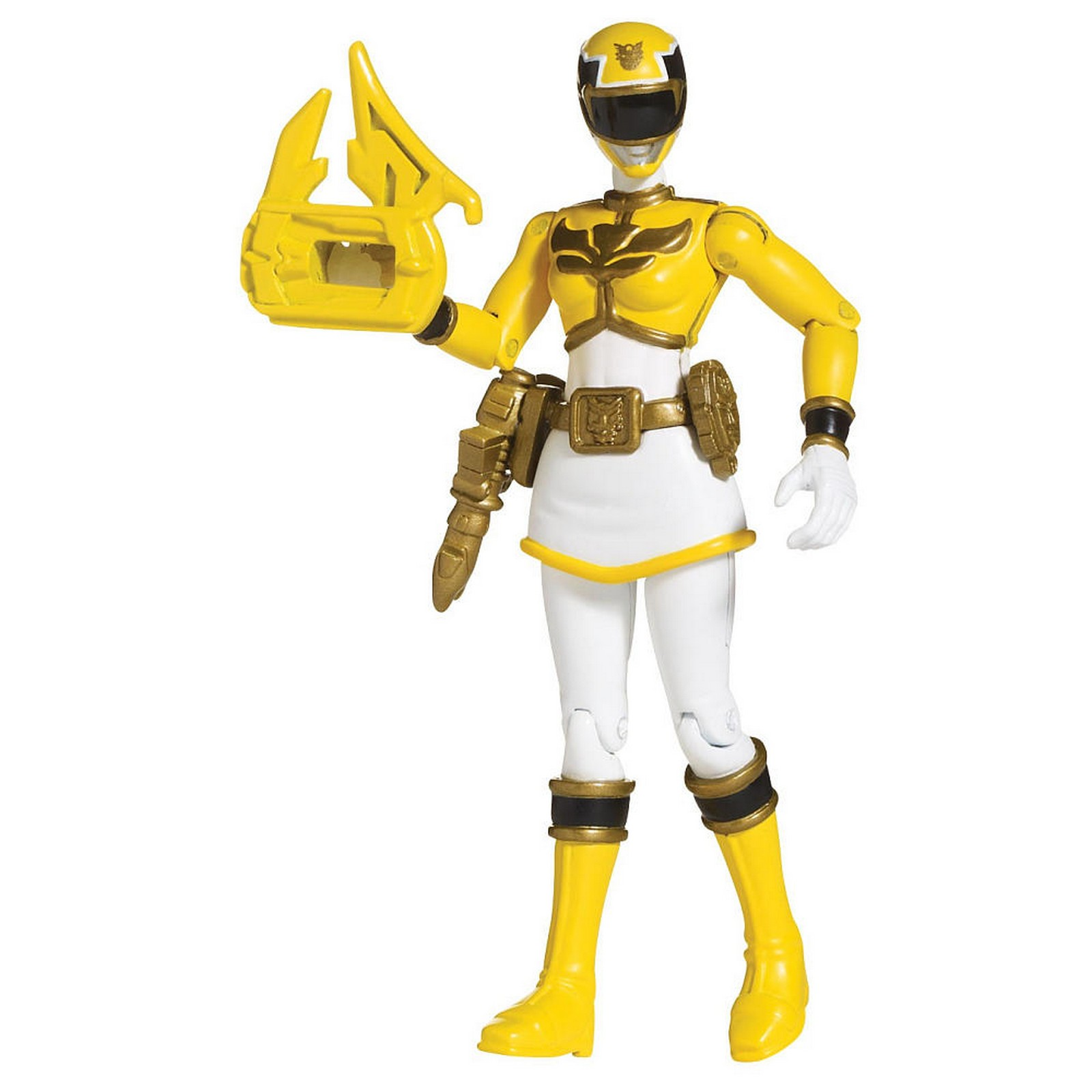 yellow power ranger megaforce - photo #14