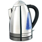 View Item Russell Hobbs Nevada S/Steel Cordless Kettle 1.7L 3KW