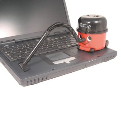 mini henry desk keyboard laptop hoover vacuum cleaner. Black Bedroom Furniture Sets. Home Design Ideas