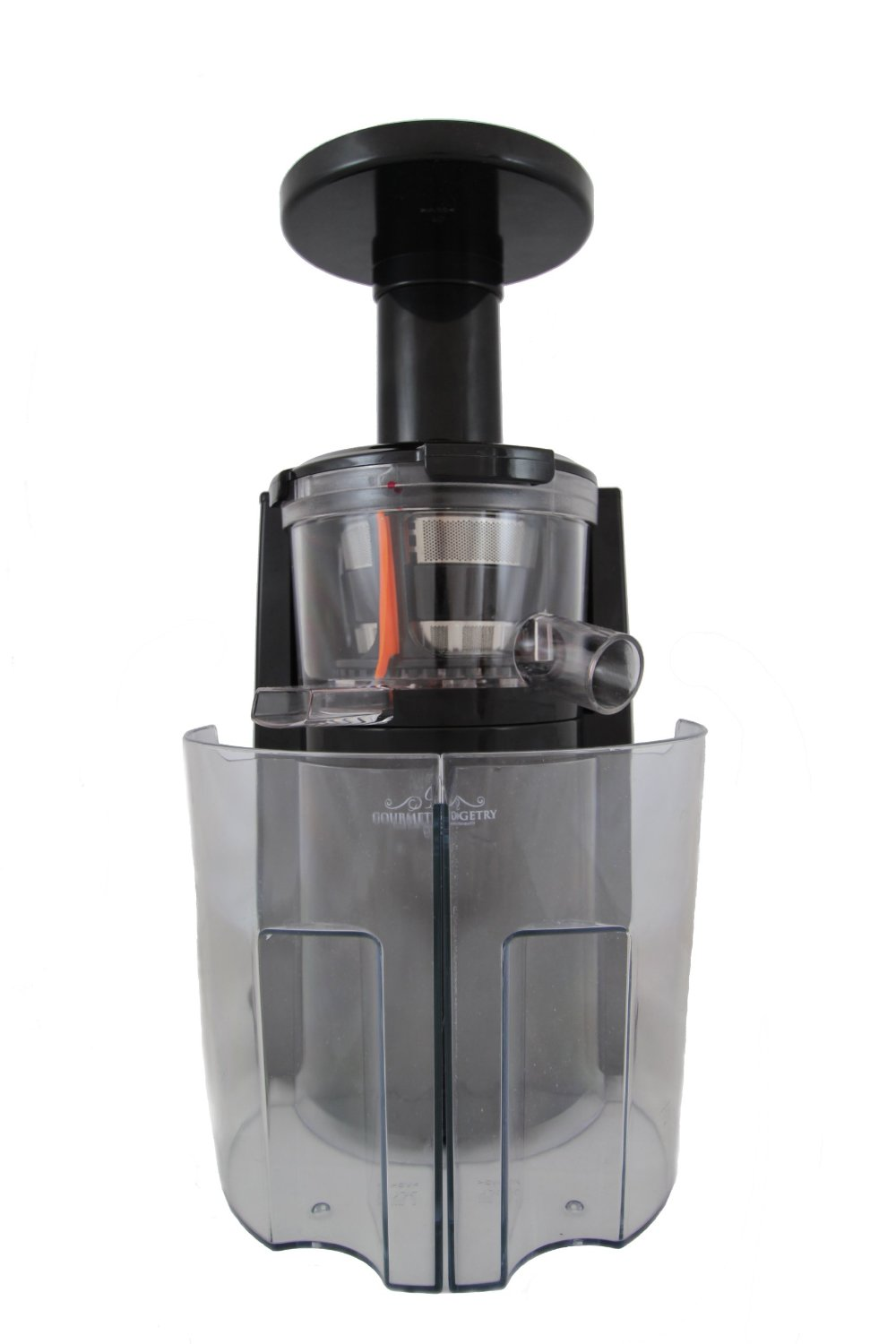 Slow Juicer For Hard Vegetables : Gourmet Gadgetry Professional Slow Juicer Whole Fruit vegetables Leafy Greens
