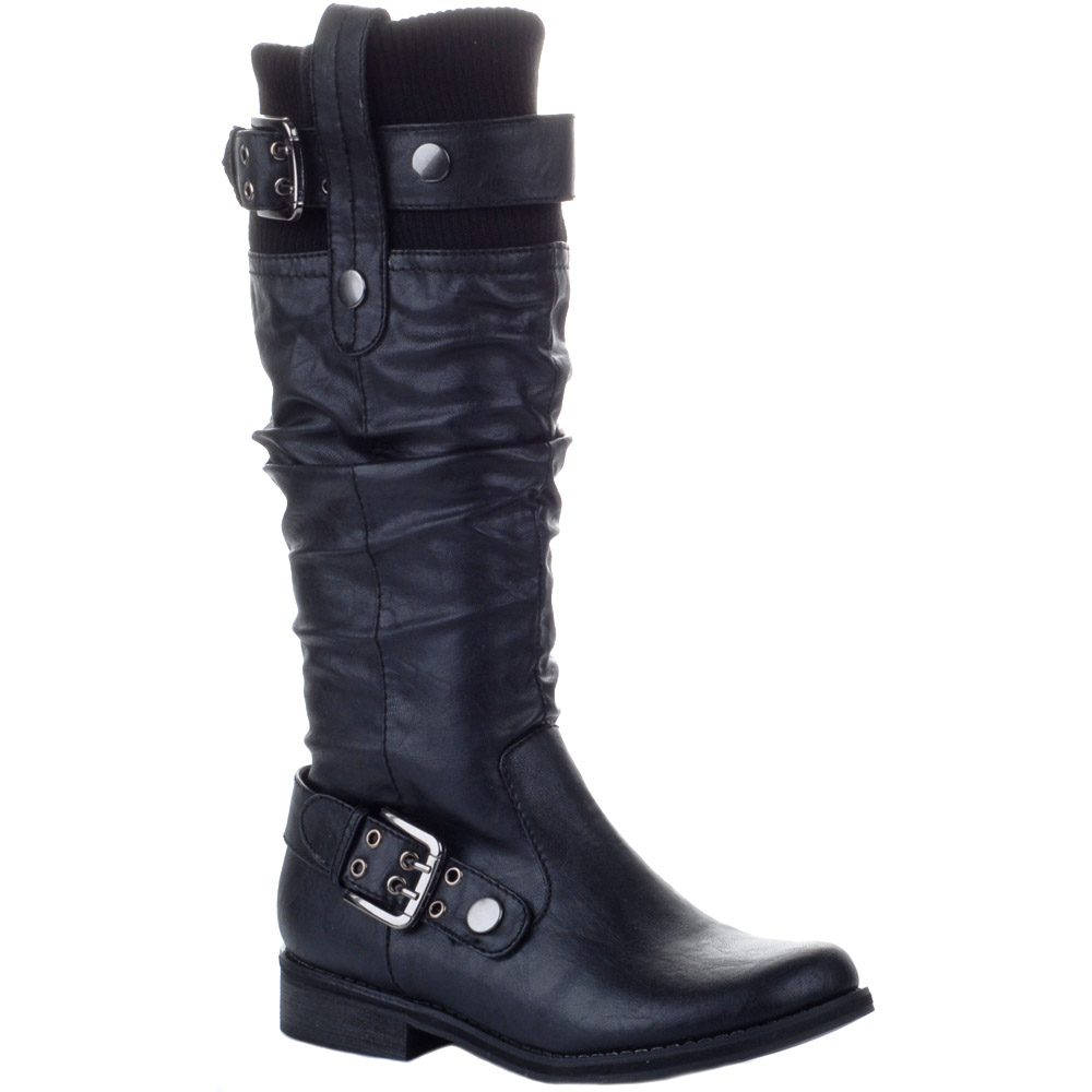 Women's Motorcycle Boots. Show the world your rebellious side with Harley-Davidson women's motorcycle boots. Wear them with jeans, skirts, and everything else when you want to add a little Harley edge to your ensemble.