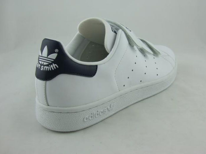 mens adidas stan smith leather velcro trainers uk 6 11 ebay. Black Bedroom Furniture Sets. Home Design Ideas