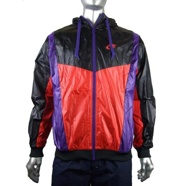 Mens Nike Vintage Windrunner Windbreaker Retro Jacket L