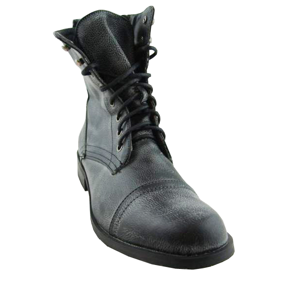 Girls-Military-Army-Combat-Worker-Boots-Kids-Size-10-2