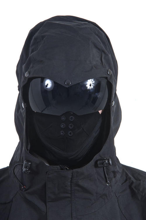 Mens Hooded Jackets
