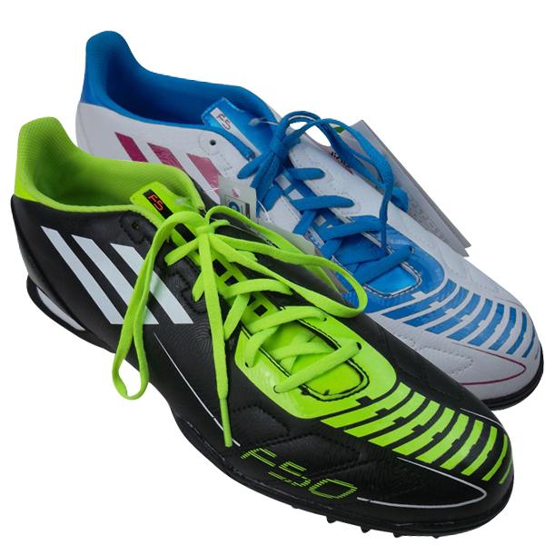 3932de74d870 Mens Adidas F5 TRX TF Football Astro Turf Trainers 5 13 on PopScreen