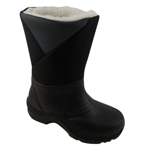 Womens Waterproof Soles Shearling Warm Furry Winter Wellies Snow ...
