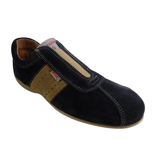 Womens-Ikon-Trainer-Navy-Blue-Suede-Trainers-Casual-Mod-Ladies-Shoes-Size-UK-4-5
