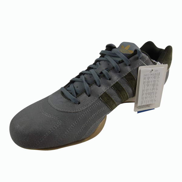 mens adidas adi racer low leather trainers goodyear race. Black Bedroom Furniture Sets. Home Design Ideas
