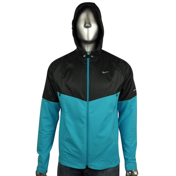 Mens-Nike-Dry-Dri-FIT-Running-Hoodie-Hoody-Hooded-Top-Training-Jacket-Size-S-XXL