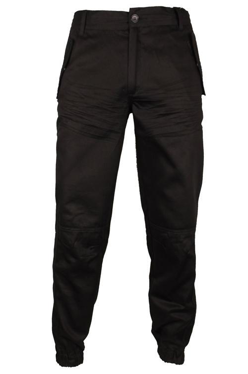 mens location geiger chino pant black cuffed chinos pants