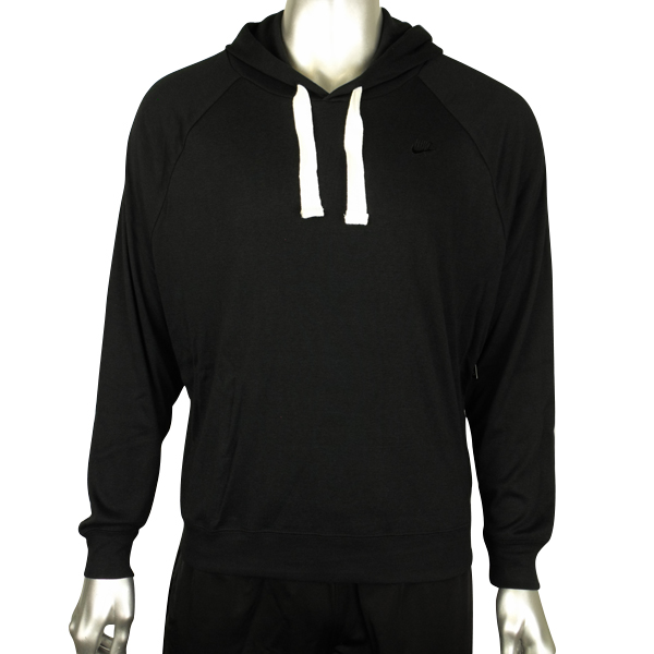 Nike Ladies Hoodie Black Sweater Jumper Top Warm Casual Size Xs-xl ...
