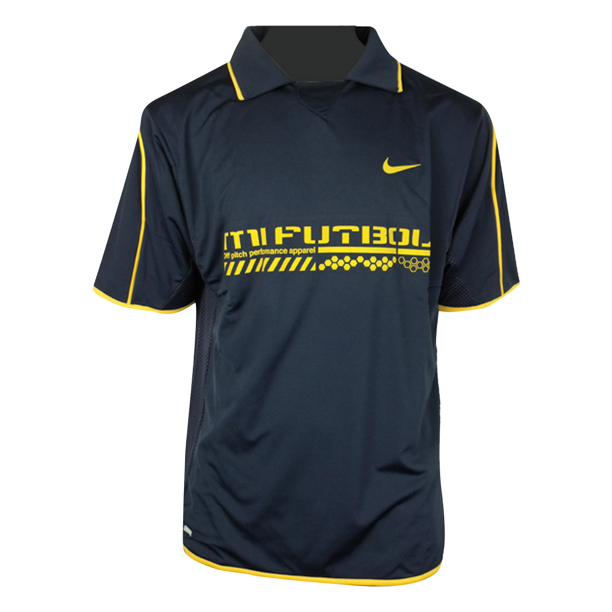 Mens Nike Dry Dri Fit Football Running Shirt Training Top