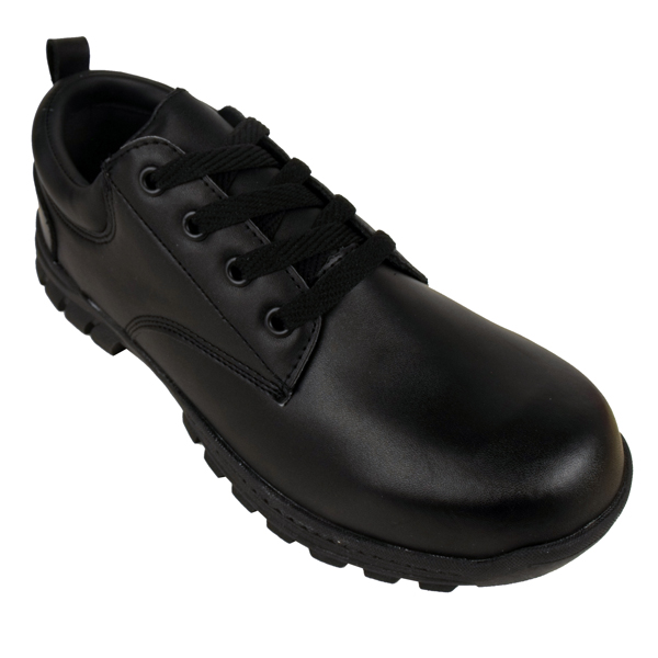 Mens-Boys-Brickers-Black-Leather-School-Shoe-Work-Office-Formal-Shoes-Size-6-11