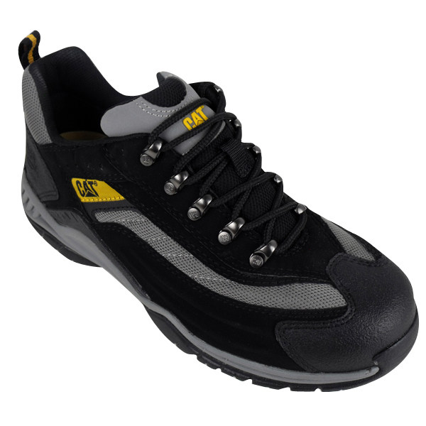 Mens-Caterpillar-Cat-Safety-Boot-Work-Steel-Toe-Cap-Moor-Trainer-Shoes-Size-7-10