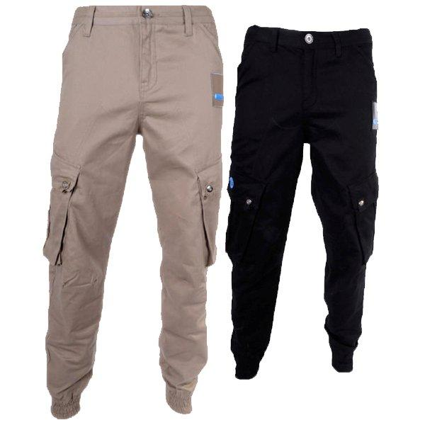 Mens Location Jameson Breathable Cotton Cargo Pant Multiple Pockets  Enlarged Preview