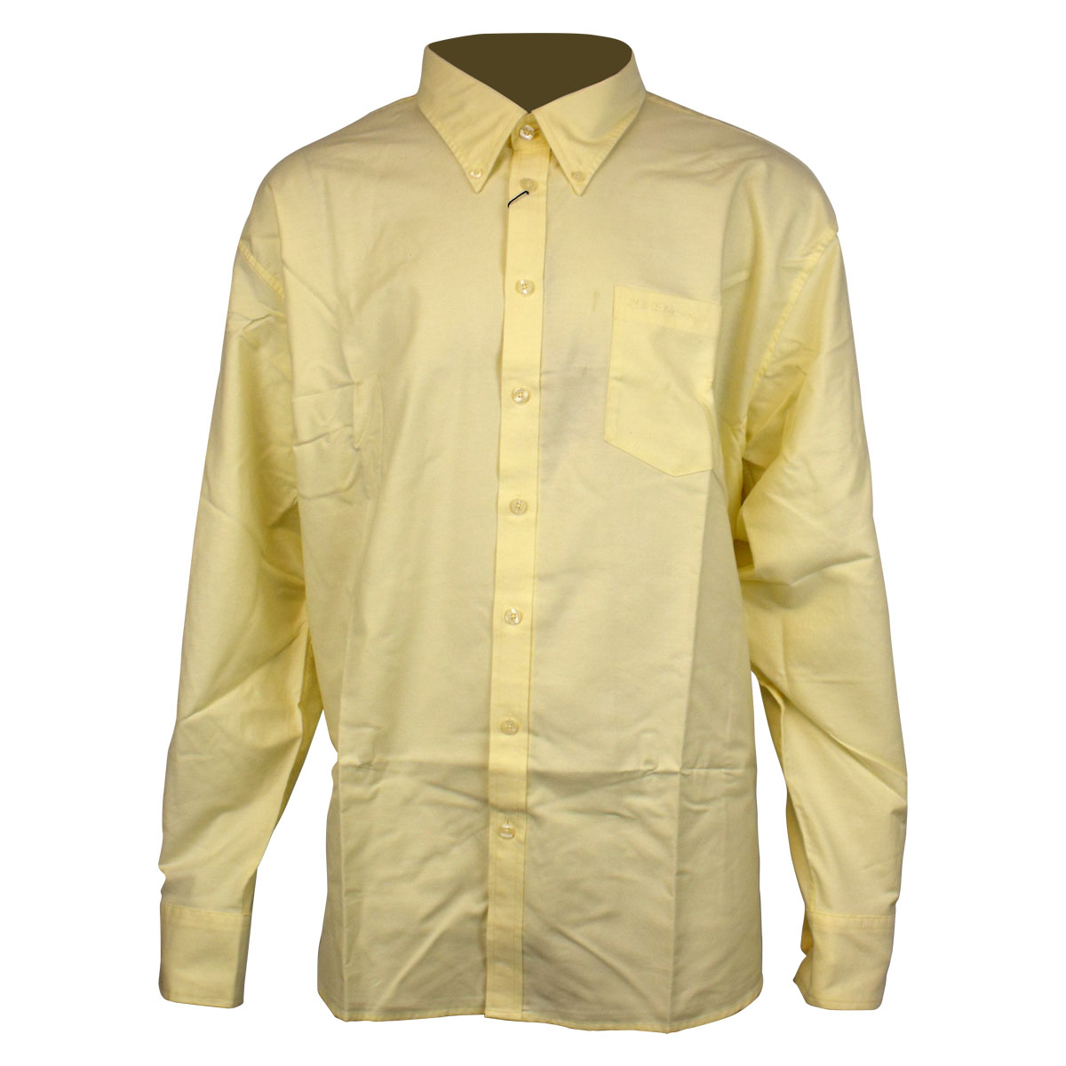 mens ben sherman oxford eton smart long sleeve shirt king