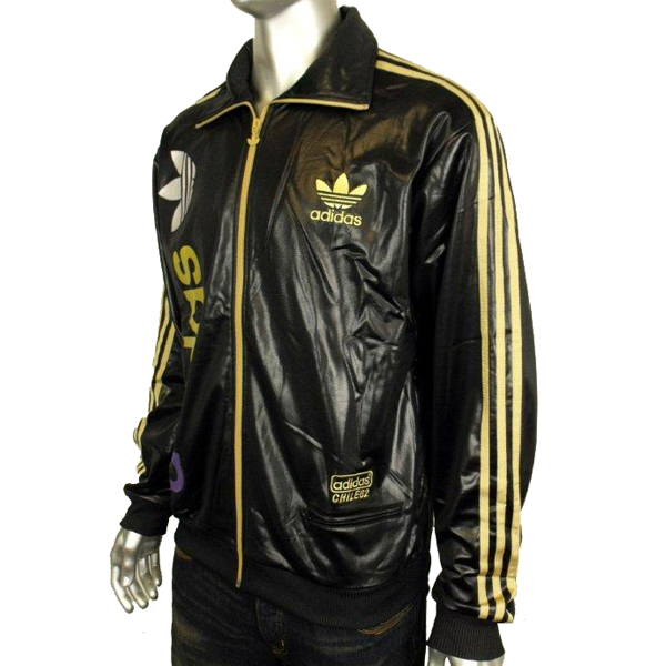 adidas chile 62 black and gold
