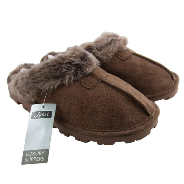 Women's Comfortable Mule Slippers If you just fancy something comfy and easy to slip on, then a mule is the way to go. With a variety of styles, linings and prints to choose from you can be sure to find the perfect comfortable slipper.